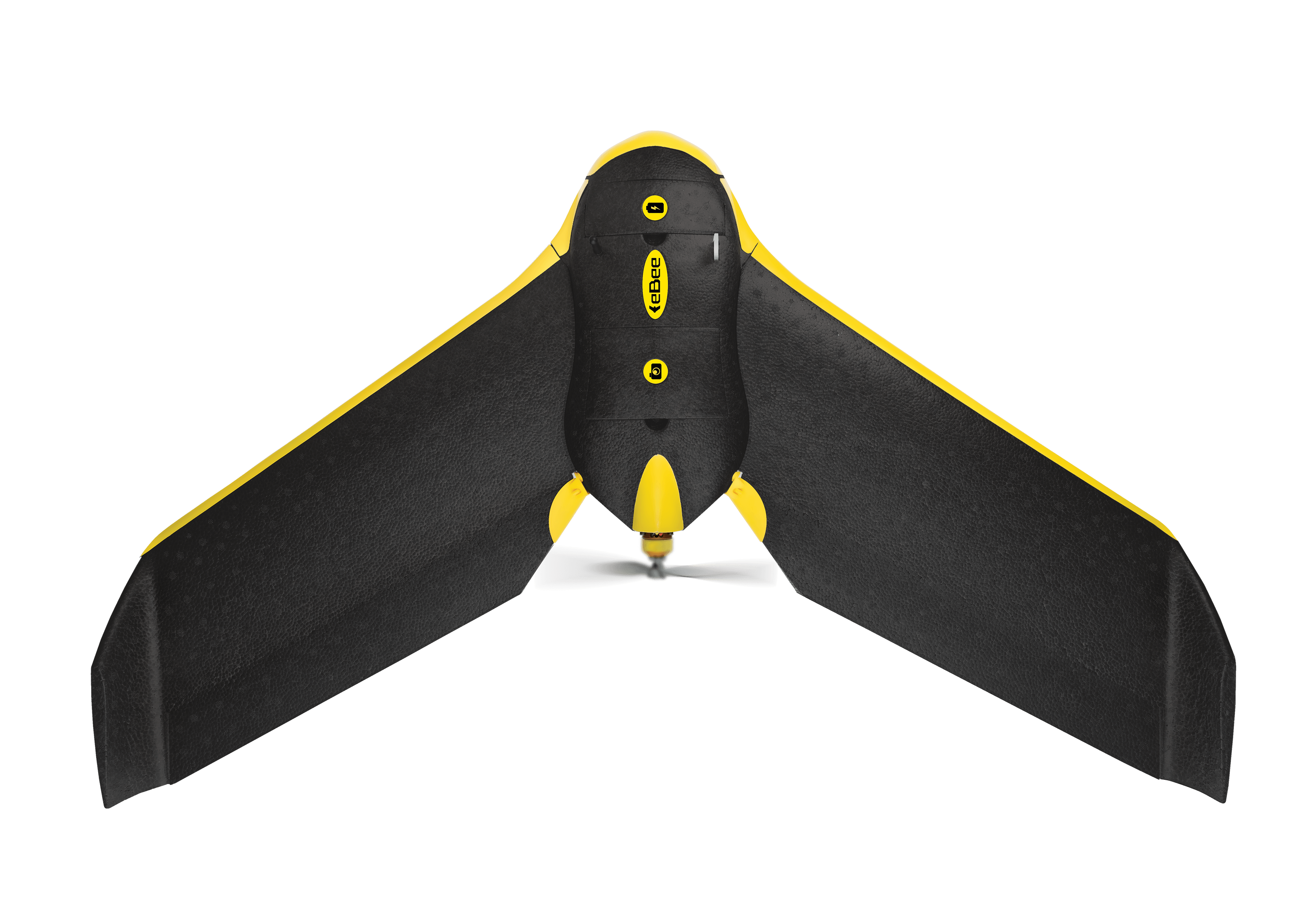eBee by senseFly - The Professional Mapping Drone