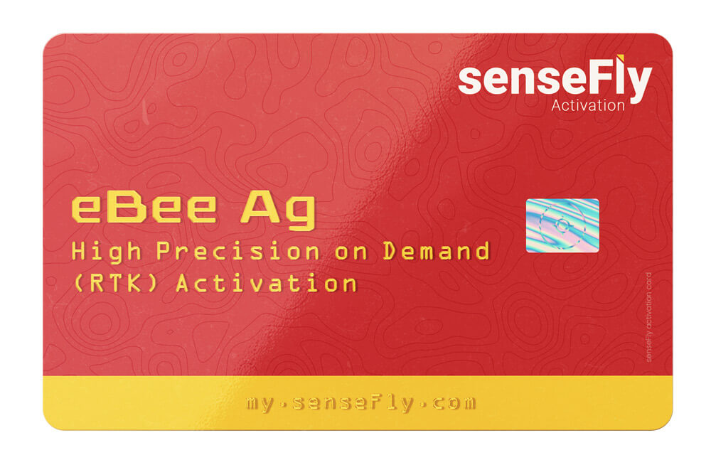 eBee-Ag-RTK-Activation