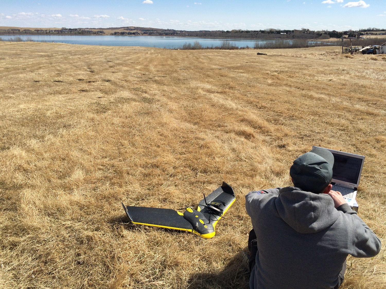 Land Surveying With Drones - Flight Planning