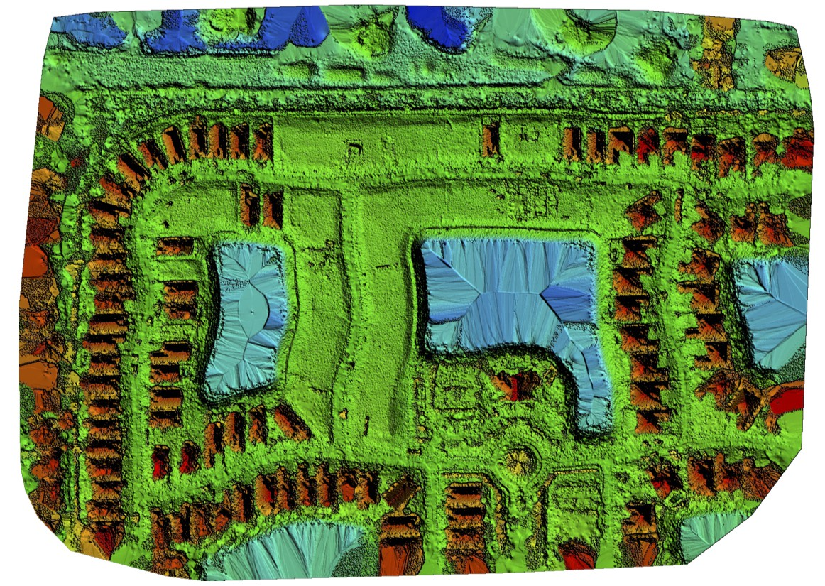 dsm_surface model_pix4d_drone_data