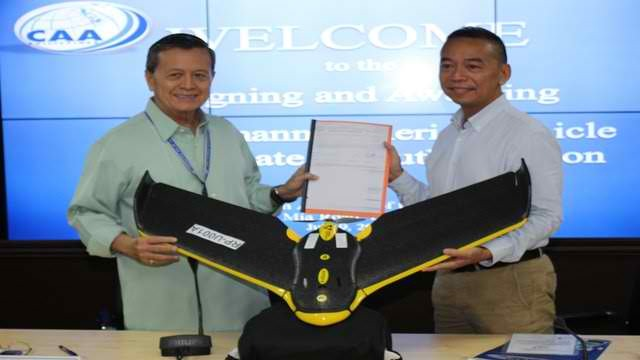 Philippines_First_UAV_Approval
