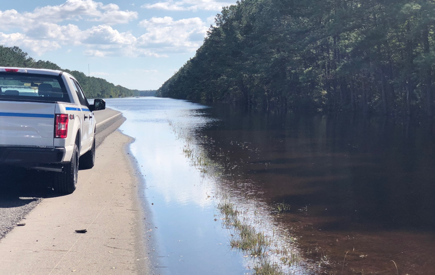 NC flooding after Hurricane Florence